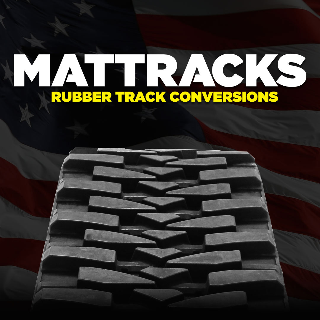Mattracks Rubber Track Conversions